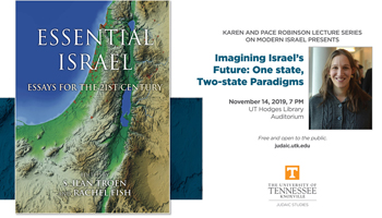 Imagining Israel's Future: One state, Two-state Paradigms
